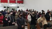 Culto em Chapecó 18.07