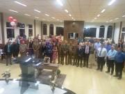 Culto militar na cidade de Salete