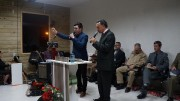 Culto militar na cidade Lages-SC - Bairro Passo Fundo