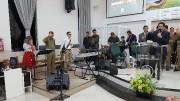Poderoso culto no setor Jerusalém