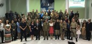 Mais de 28 militares presentes