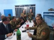 Culto de militares Campo Belo