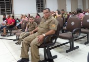Militares em Lebon Regis - SC