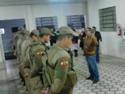Batalhão de Araranguá - SC