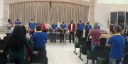 Eleição da nova diretoria UMESC