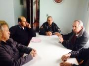 Reunião da diretoria do GRUMEL com Presidente