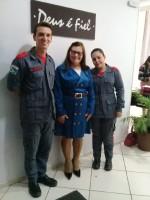 Anchieta/SC - Culto Militar