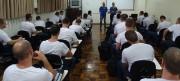 UMESC visita alunos soldados no 6ºBPM em Lages